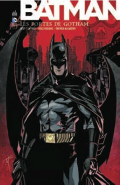 Page 8 48H Batman les portes de Gotham