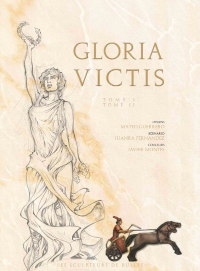 Page 5 Tirage de tête Gloria Victis tomes 1 et 2