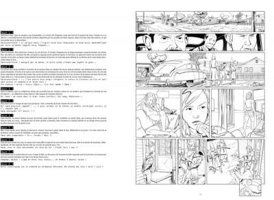 Page 8 Tirage de tête Sara Lone tomes 1 et 2