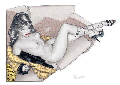 Page 8 Portfolio Erotica 3