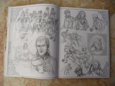 Page 1 Double masque tomes 3 et 4 - Tirage de tête