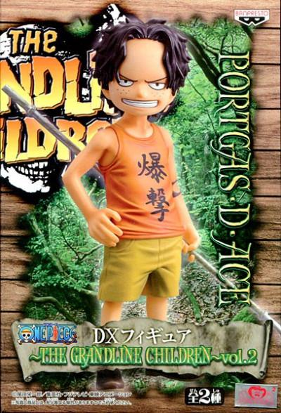 Page 5 One Piece - Figurine DX - Ace