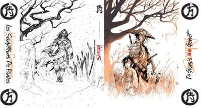 Page 1 Samuraï - intégrale de luxe tome 1