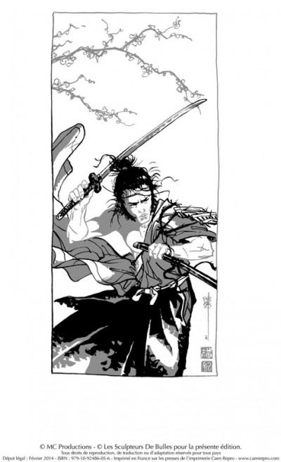 Page 3 Samuraï - intégrale de luxe tome 1