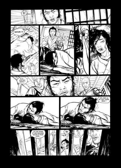 Page 5 Samuraï - intégrale de luxe tome 1