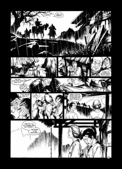 Page 7 Samuraï - intégrale de luxe tome 1