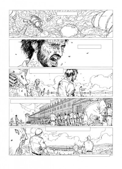 Page 3 Zombie intégrale de luxe cycle 1