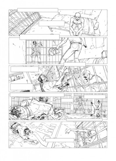 Page 5 Zombie intégrale de luxe cycle 1