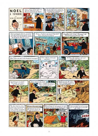 Page 7 Monsieur Tric intégrale en 5 albums