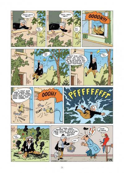 Page 9 Monsieur Tric intégrale en 5 albums