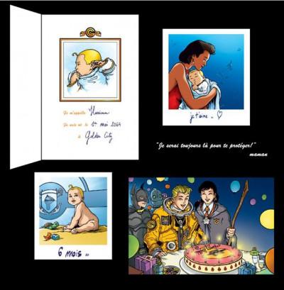 Page 1 Le grand album souvenir de Golden City