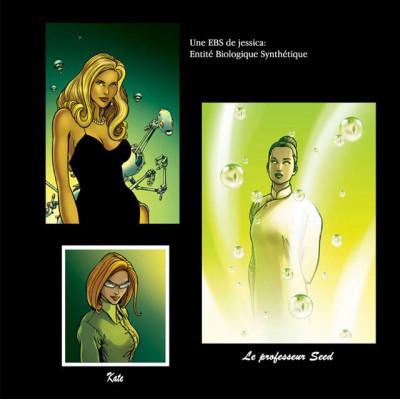 Page 4 Le grand album souvenir de Golden City