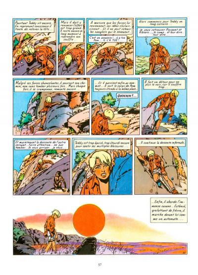 Page 4 Pom et Teddy intégrale en 10 albums