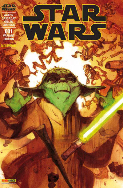 Couverture Star Wars fascicule tome 1 - Cover 10/10