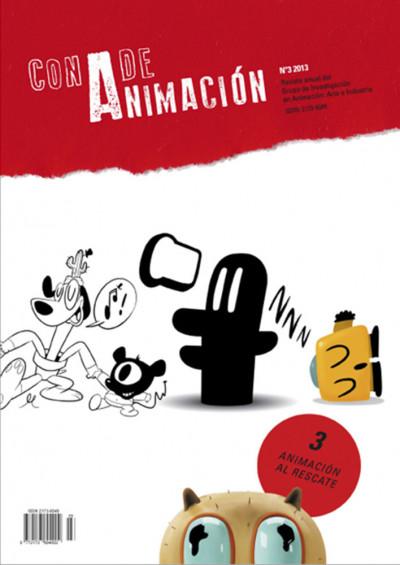 Couverture Con A de animacion n°3 2013