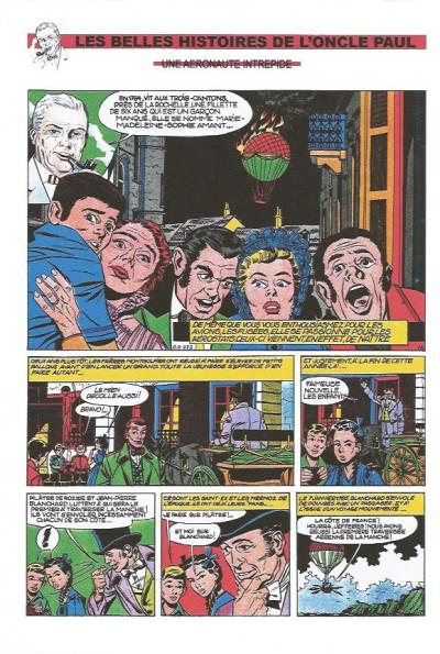 Page 3 Les Belles Histoires de l'Oncle Paul tome 2 (éd. 2009)