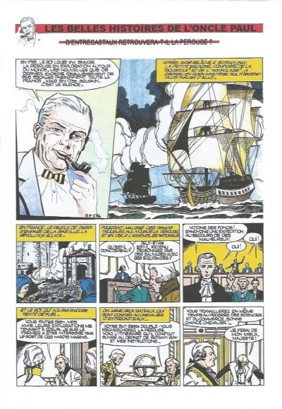 Page 3 Les Belles Histoires de l'Oncle Paul tome 3 (éd. 2009)