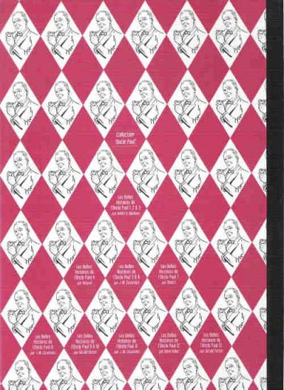 Dos Les Belles Histoires de l'Oncle Paul tome 13 (éd. 2010)