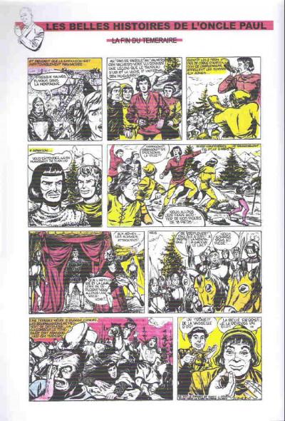 Page 3 Les Belles Histoires de l'Oncle Paul tome 13 (éd. 2010)