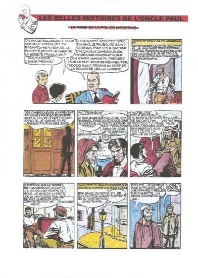 Page 3 Les Belles Histoires de l'Oncle Paul tome 15 (éd. 2011)