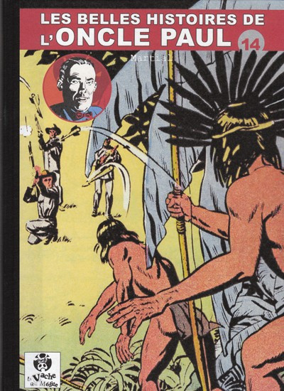 Couverture Les Belles Histoires de l'Oncle Paul tome 14 (éd. 2010)