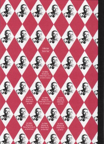 Dos Les Belles Histoires de l'Oncle Paul tome 14 (éd. 2010)