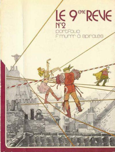 image de 9ème rêve (Le) tome 2 - Le 9ème rêve n° 2 (édition 1978)