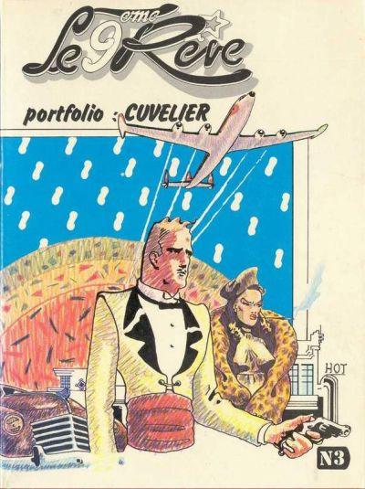 Couverture 9ème rêve (Le) tome 3 - Le 9ème rêve n° 3 (éd. 1979)