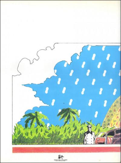Dos 9ème rêve (Le) tome 3 - Le 9ème rêve n° 3 (éd. 1979)