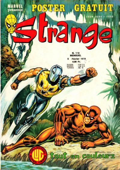 Couverture Strange tome 110 - Strange 110 (éd. 1979)