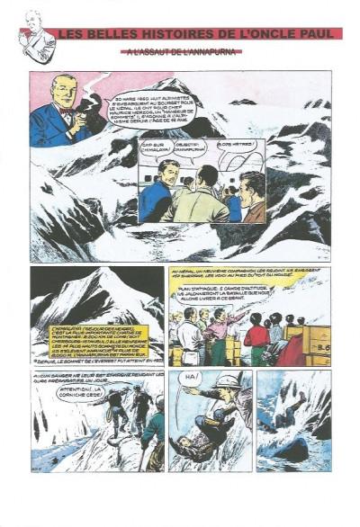Page 3 Les Belles Histoires de l'Oncle Paul tome 21 (éd. 2011)