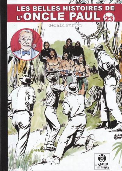 Couverture Les Belles Histoires de l'Oncle Paul tome 23 (éd. 2011)