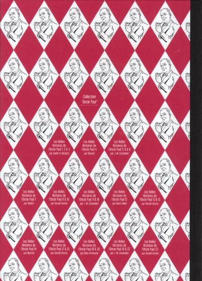 Dos Les Belles Histoires de l'Oncle Paul tome 23 (éd. 2011)