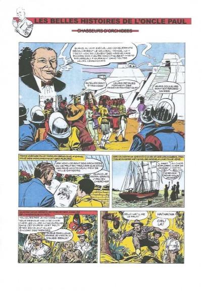Page 3 Les Belles Histoires de l'Oncle Paul tome 23 (éd. 2011)