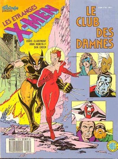 image de 2099 tome 13 - Le Club des Damnés (édition 1988)