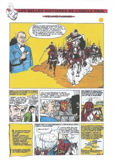 Page 3 Les Belles Histoires de l'Oncle Paul tome 25 (éd. 2011)