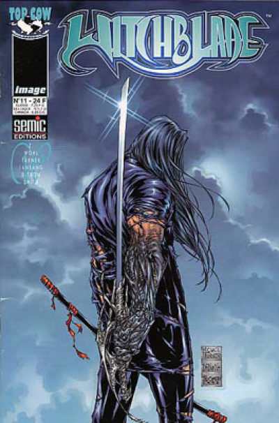 Couverture Witchblade (Semic) tome 11