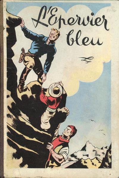 image de Épervier bleu (L') tome 1 - L'épervier bleu (édition 1948)