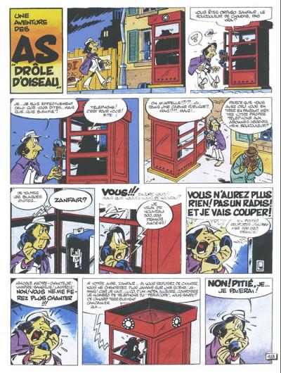 Page 2 As (Les) (Intégrale Pif Gadget) tome 5 - Pas...sages en douane ! (éd. 2012)
