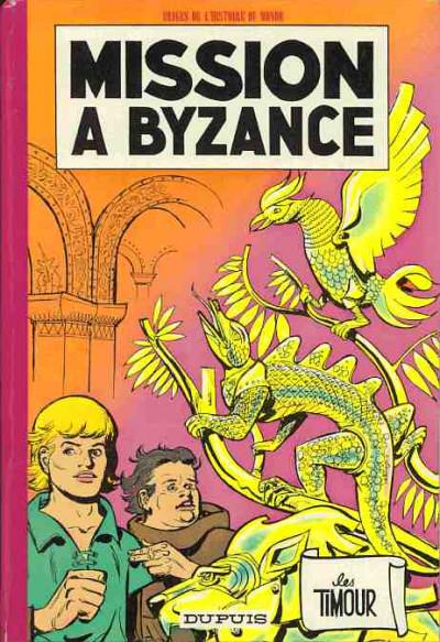 image de Timour (Les) tome 13 - Mission à Byzance (édition 1962)