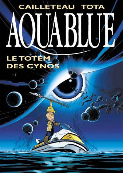 Couverture Aquablue - tirage de tête tome 9