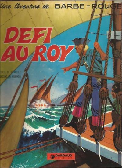 image de Barbe-Rouge tome 4 - Défi au roy (édition 1974)