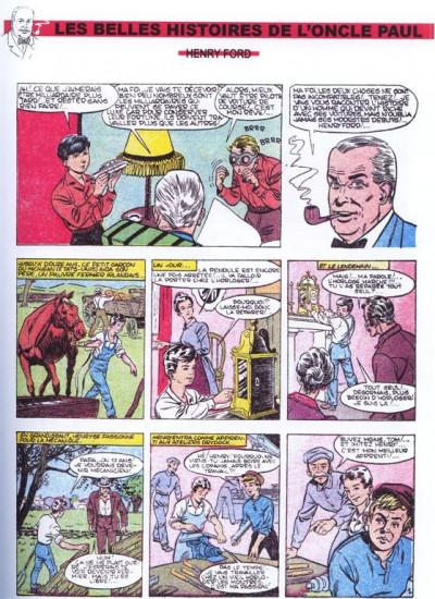 Page 3 Les Belles Histoires de l'Oncle Paul tome 48 (éd. 2013)