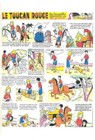 Page 3 Pat et Moune tome 2 - Le toucan rouge (éd. 2014)