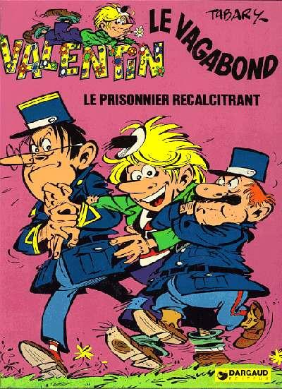 image de Valentin le vagabond tome 2 - Le prisonnier récalcitrant (édition 1973)