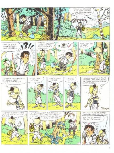 Couverture Valentin le vagabond tome 2 - Le prisonnier récalcitrant (éd. 1973)