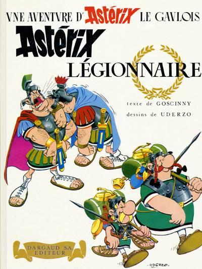 image de Astérix tome 10 - Astérix Légionnaire (édition 1967)