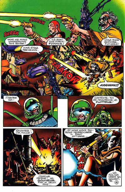 Page 1 Top BD tome 31 - Hulk - Futur imparfait (éd. 1993)