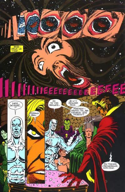 Page 1 Top BD tome 32 - Silver Surfer / Warlock - Résurrection (éd. 1993)