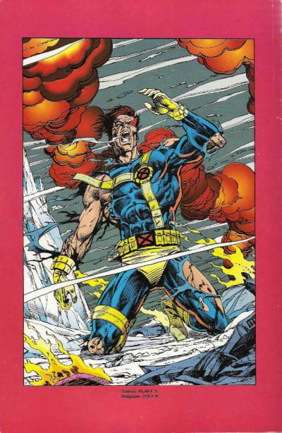 Dos Top BD tome 33 - Magneto (éd. 1994)